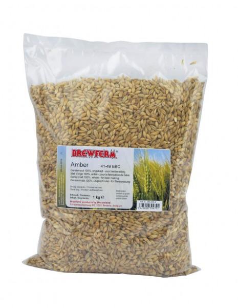 Brewferm Gerstenmalz Amber 41-49 EBC - 1 kg