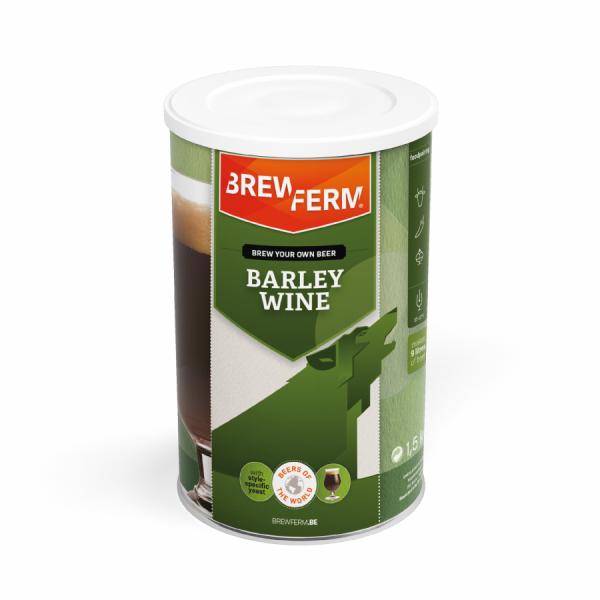 Brewferm Bierkit Malzextrakt - Barley Wine für 9 Liter Bier