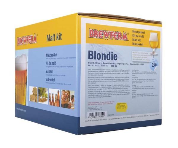 Brewferm Braupaket BLONDIE für 20 ltr