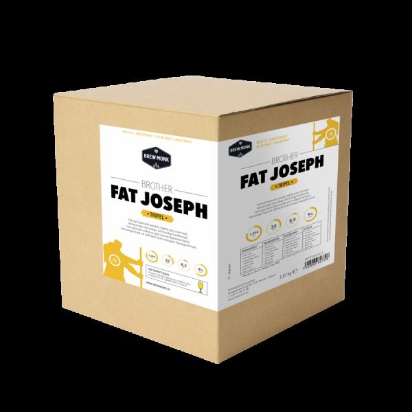 "Brew Monk Malzpaket ""Fat Joseph"" - Tripel, 20 L"
