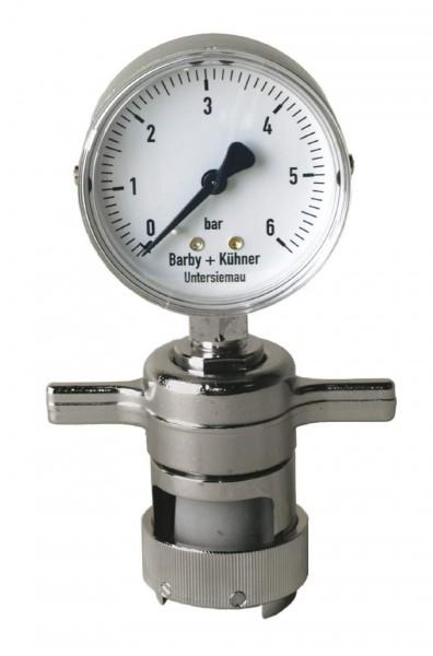 Brewferm Co2-Messgerät für Kronenkorken 29 mm