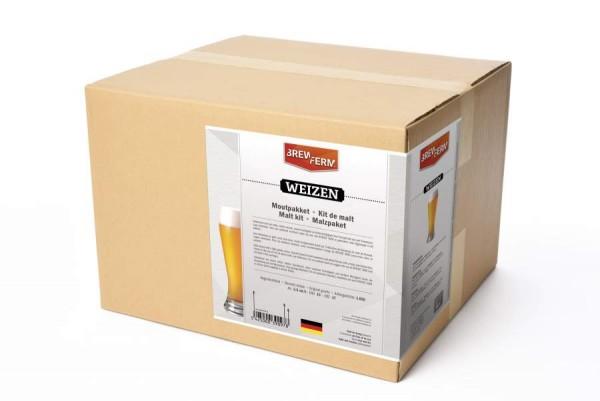Brewferm Braupaket WEIZEN für 20 Liter