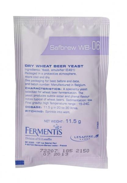 Fermentis Trockenhefe SafAle WB-06 - 11,5 g