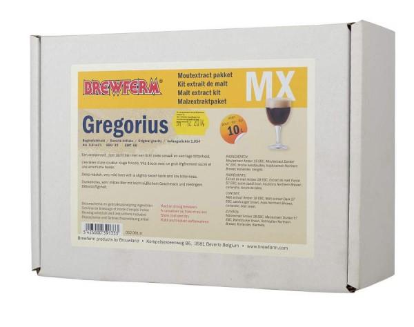 Brewferm Braupaket GREGORIUS für 10 l