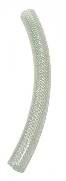 PVC-Schlauch - 10x15mm, nylonverstärkt (Preis pro laufenden Meter)