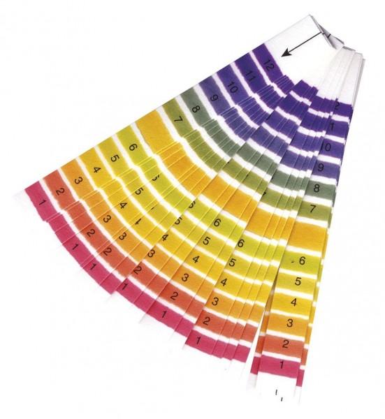 Vinoferm pH-Streifen - 1-12 universell, 20 Stück