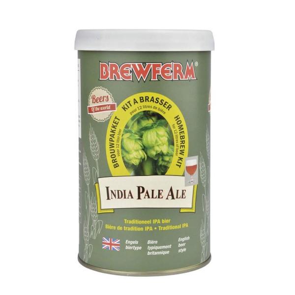 Brewferm Bierpaket IPA für 12 l