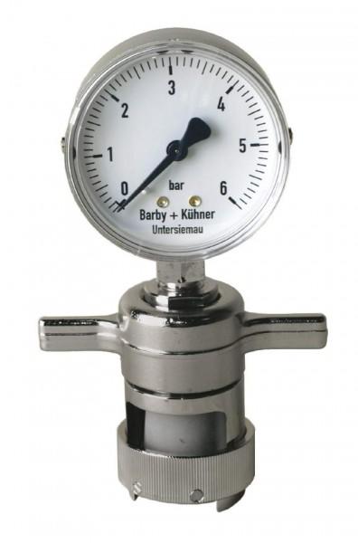 Brewferm Co2-Messgerät für Kronenkorken - 26 mm