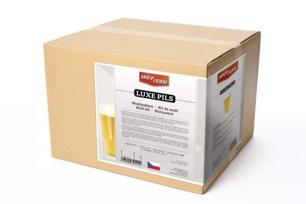 Brewferm Braupaket LUXE PILS für 20 ltr