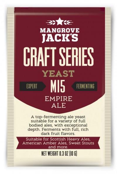 Mangrove Jack's Trockenhefe Empire Ale M15 - 10 g