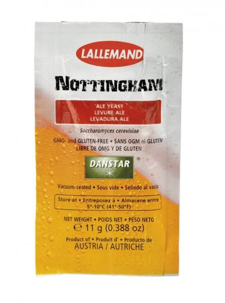 Lallemand Trockenhefe Nottingham Ale - 11 g