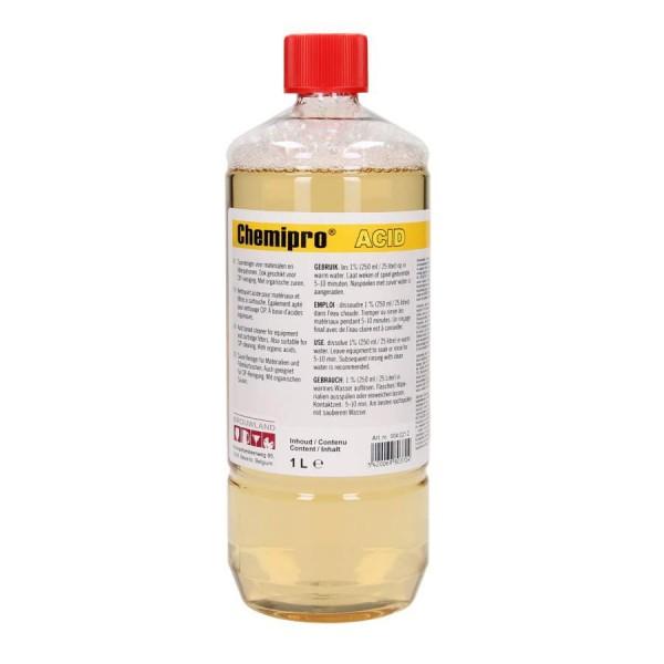 Säurebasiertes Reinigungsmittel ACID - 1000 ml, für leichte Verschmutzungen