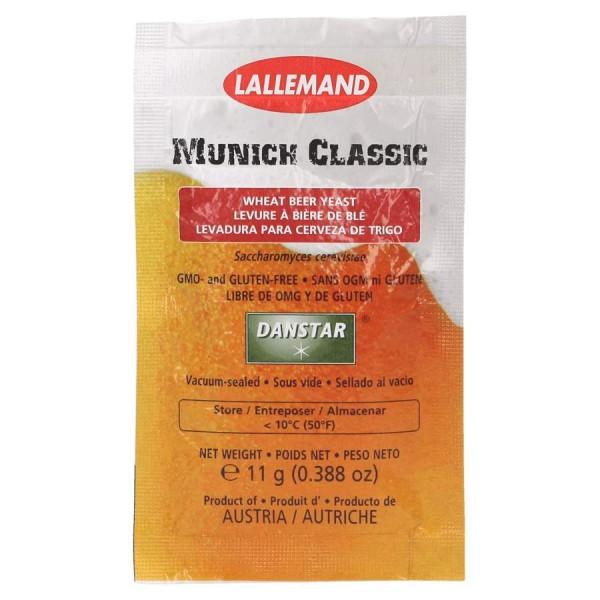 Lallemand Trockenhefe Munich Classic -11 g