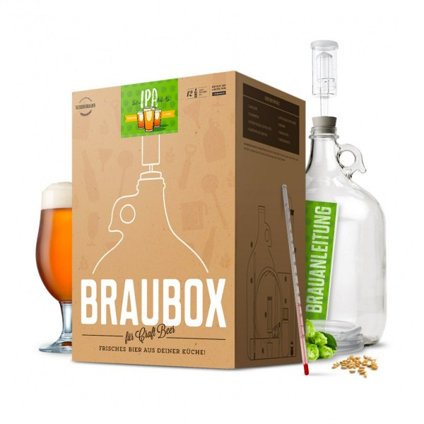 Braubox - Indian Pale Ale (IPA)
