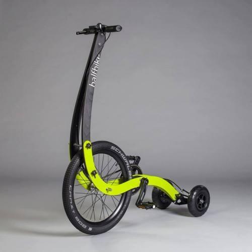 Halfbike II - Lime
