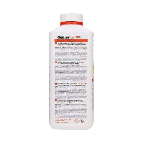 Aktiv-Chlor Reinigungsmittel CAUSTIC - 1000 g, für schwere Verschmutzungen
