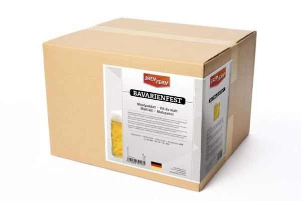 Brewferm Braupaket Bayerisches Festbier für 20 Liter Bier