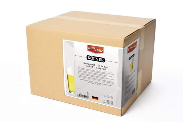 Brewferm Braupaket KÖLNER für 20 ltr