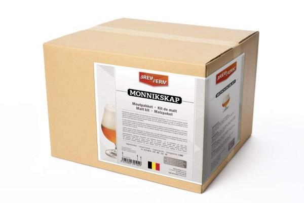 Brewferm Braupaket Monnikskap für 20 Liter Bier