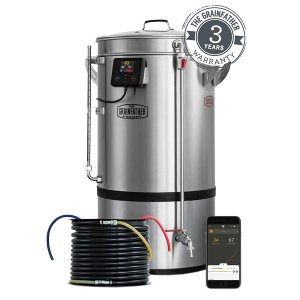Grainfather G70 - Alles-in-einem-Brausystem - 70 Liter