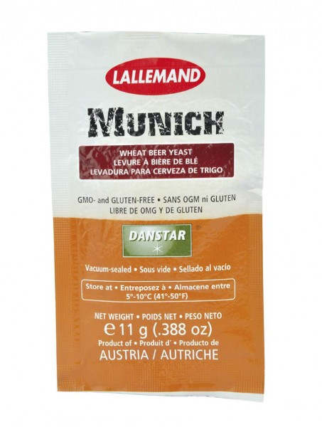 Lallemand Trockenhefe Munich -11 g