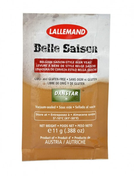 Lallemand Trockenhefe Belle Saison -11 g