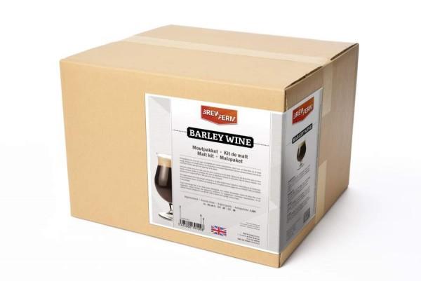 Brewferm Braupaket Barley Wine für 15 Liter Bier