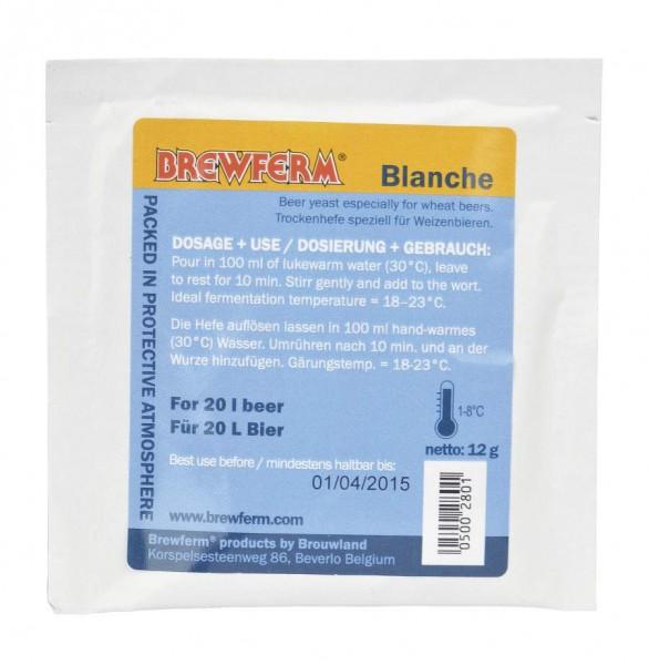 Brewferm Bierhefe Blanche - 12 g