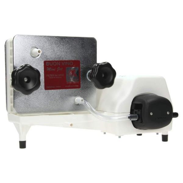 """Mini Schichtenfilter """"Mini Jet"""" - Filterung bis 40 L, selbstansaugende Pumpe"""