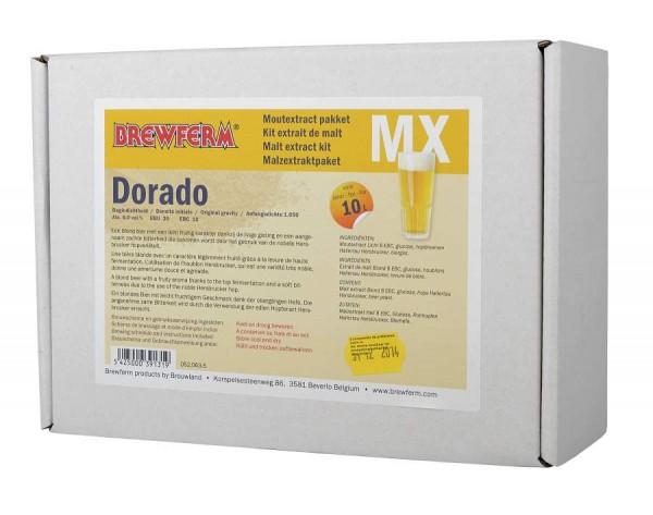 Brewferm Braupaket DORADO für 10 Liter