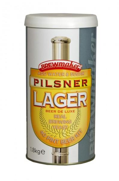 Brewmaker Bierpaket Pilsner 1,8 kg