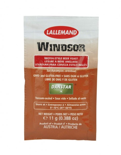 Lallemand Trockenhefe Windsor Ale -11 g