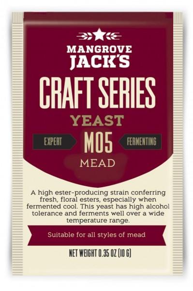 Mangrove Jack's Trockenhefe Mead - 10 g