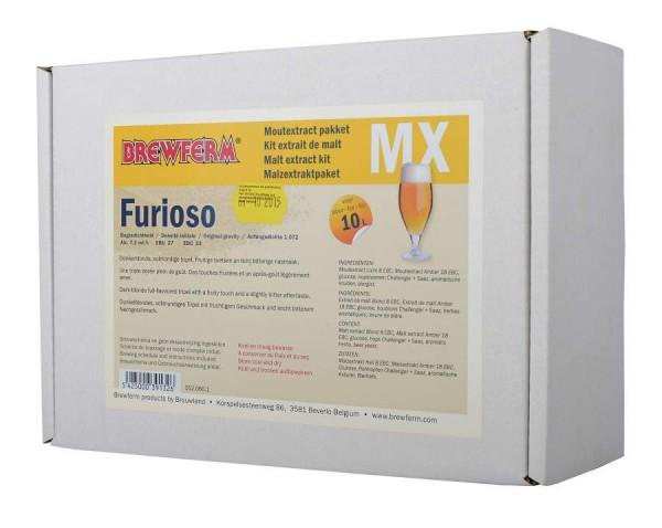 Brewferm Braupaket FURIOSO für 10 Liter