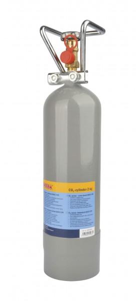 Brewferm CO2-Zylinder - 2 kg gefüllt