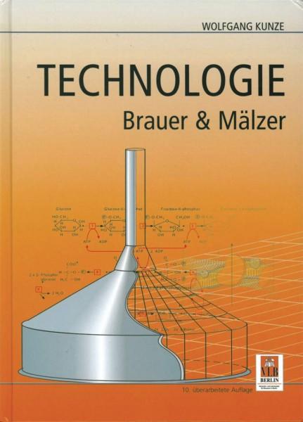 "Technologie ""Brauer & Mälzer"" - Wolfgang Kunze"